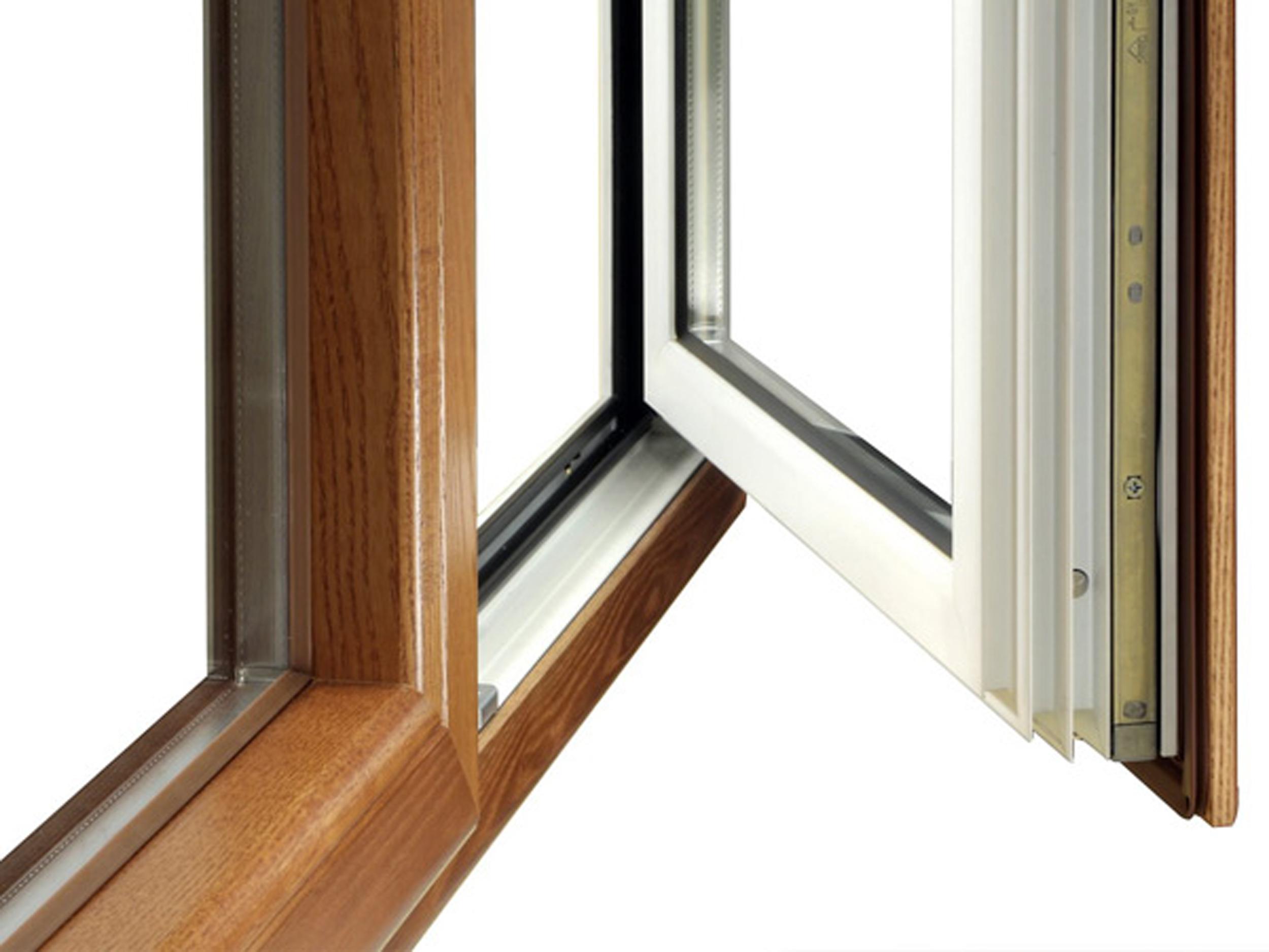 Serramenti interni - Imbotti in alluminio per finestre ...